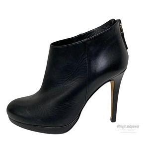 LK Bennet London Black Heel Bootie Size 39 EUC